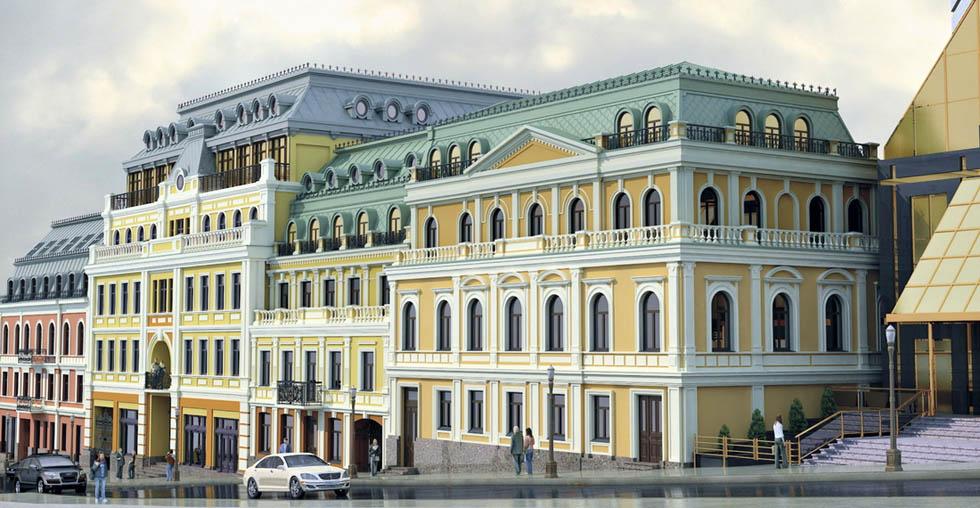 """Office of """"PromInvestBank"""" on Sofiyska St."""